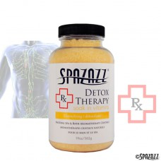Spazazz RX Therapy Detox Therapy (Detoxifying) Crystals