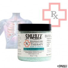 Spazazz RX Therapy Respiratory Therapy (Relief) Crystals 4oz
