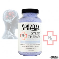 Spazazz RX Therapy Stress Therapy (De-Stress) Crystals